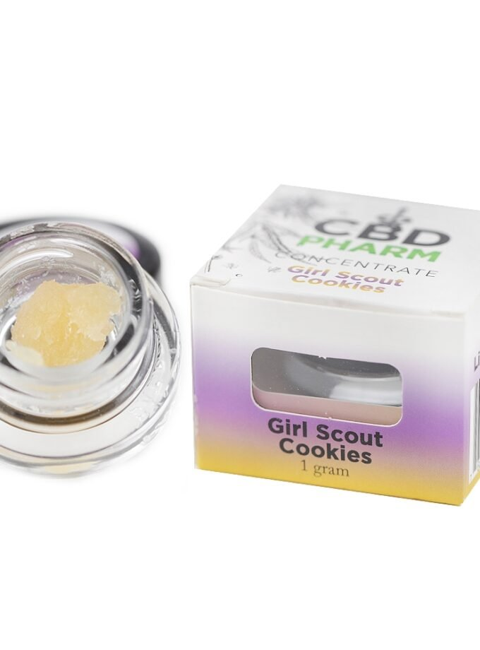 Girl Scout Cookies Concentrate