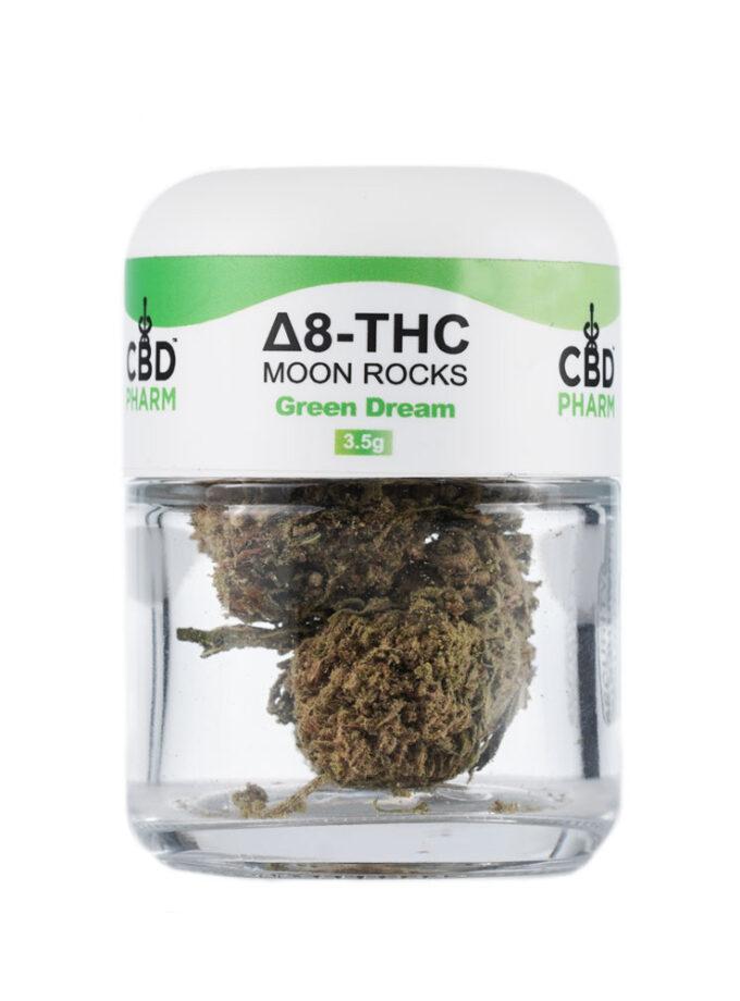 CBD Pharm Green Dream Delta 8 THC Moon Rocks