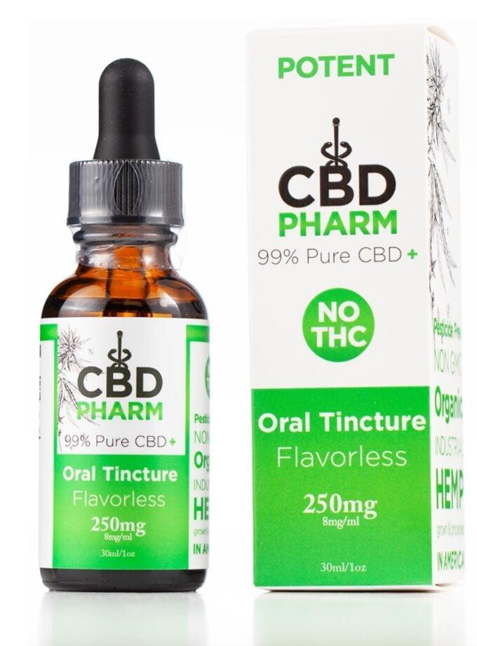 CBD Pharm Oral Tincture