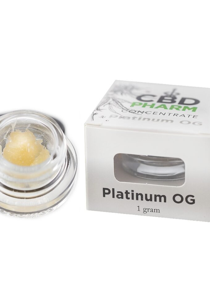 Platinum OG Concentrate