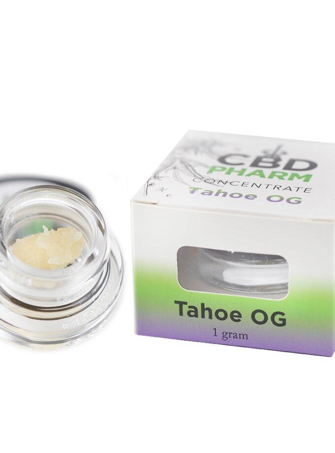 Tahoe OG Concentrate