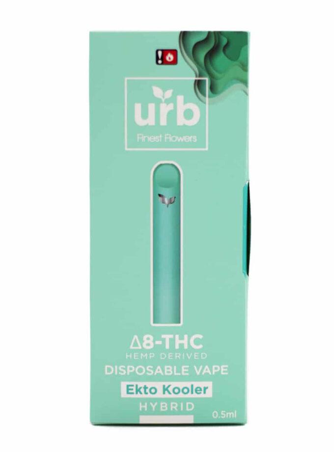 Urb Ekto Kooler Hybrid Delta 8 THC Disposable Vape